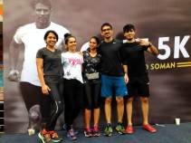 My family of runners