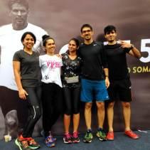 My family of runners